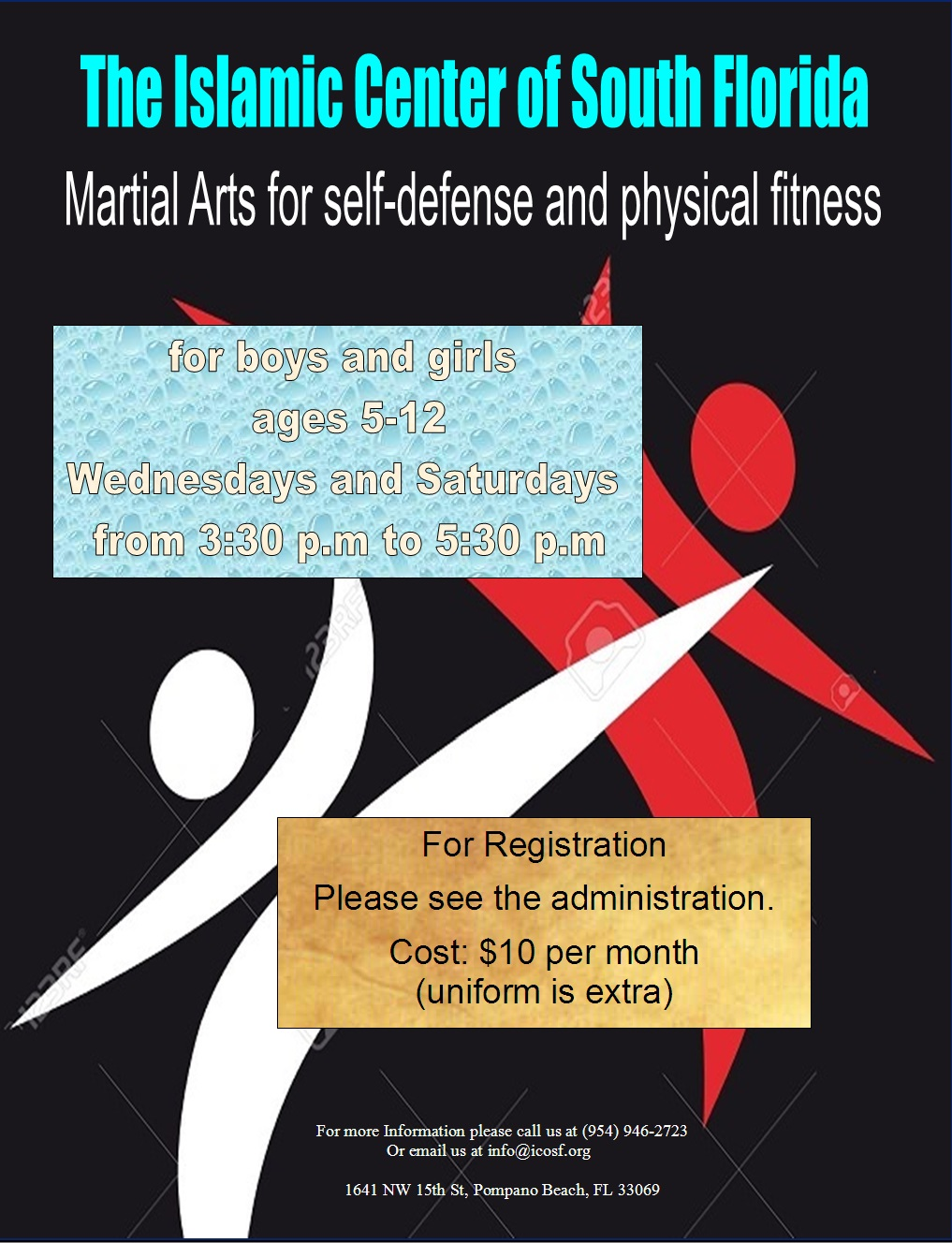 Martial Art July 20