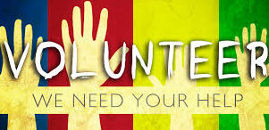 Volunteers Needed For The Center!