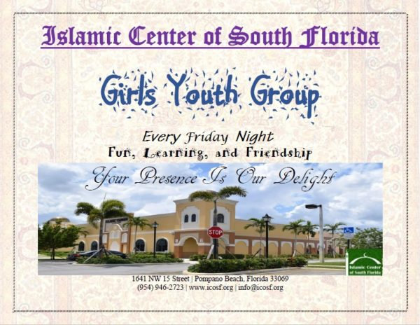 Girls Youth Group