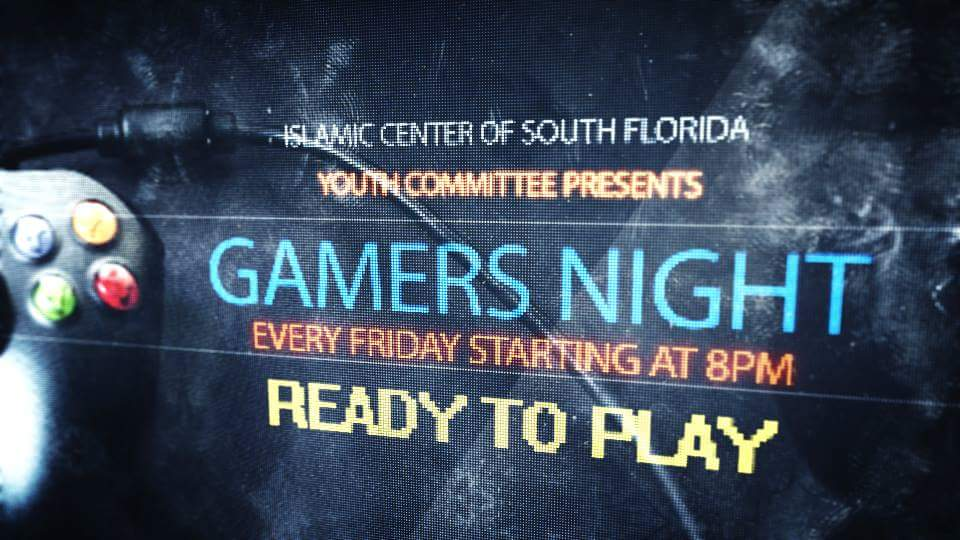 Boy Youth Group – Gamers Night